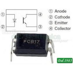 FOTOACCOPPIATORE PC817 (optocoupler)