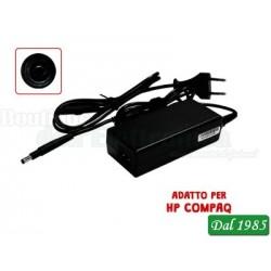 ALIMENTATORE HP COMPAQ 19,5 VOLT 3,3 AMPER 65 WATT