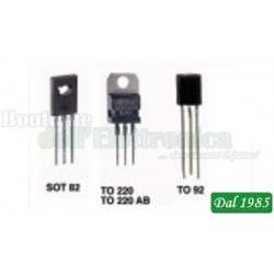 TRIAC BTA16-600 16A 600V TO220IS