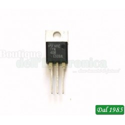 TYN 608 SCR - 8A/600 V, TO-220 = TN805, TN815, TS820