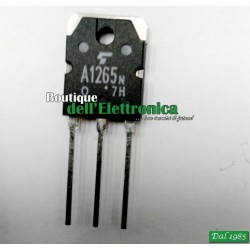 TRANSISTOR 2SA 1265 PNP P 140V 10A 100W PowerTransistor