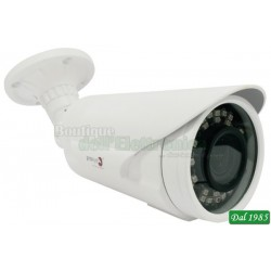TELECAMERA AHD 4IN1 4MP 2,8-12MM 30IR OSD+COA