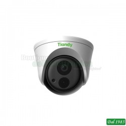 TELECAMERA TIANDY DOME 2,8 MM 2MP 15FPS POE TC-NC220-I3E