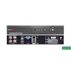 HVR 4CH AHDM/L 720P IBRIDO VGA HDMI ID SICE +MANUALE
