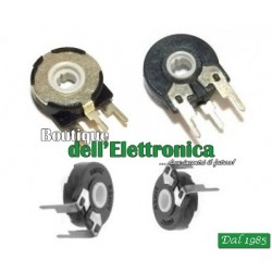 TRIMMER GRANDE 100 OHM VERTICALE