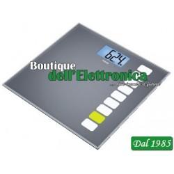 BILANCIA DESIGN IN VETRO BEURER( Mod. BEURER GS-205 SEQUENCE )