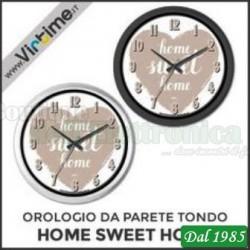 OROLOGIO TONDODA PARETE CLOCK VIRTIME 26 cm