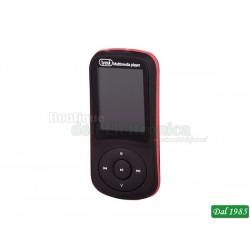 LETTORE MP3/MP4 TREVI MPV 1730 NEROCOD: 0173000