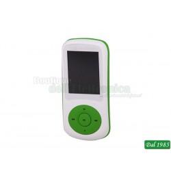LETTORE MP3/MP4 TREVI MPV 1730 VERDECOD: 0173003