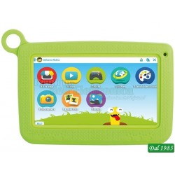 TABLET 7 PER BAMBINI TREVI KIDTAB 7 S02 ANDROID VERDECOD: 0K07S0203