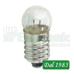 LAMPADA 24 VOLT PASSO E10