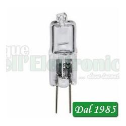 LAMPADA ALOGENA G6.35 50 WATT 12 VOLT