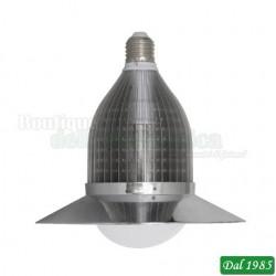 LAMPADA H-BAY IP23 24W 4000K 220-240V E27 120°