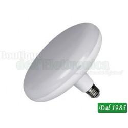 LAMPADA LED CIRCOLARE 18W BIANCO NATURALE E27 DIAM.22