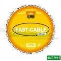 CAVO TV-SAT- 75 Ohm COAX 6,6mm DX66 - CLASSE A+