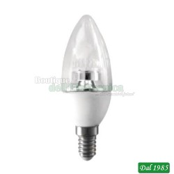 LAMPADA OLIVA LEDE 230V 6W NATURALE E 14 AP06ONT