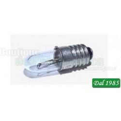 LAMPADA A SFERA 3,5 V E 10