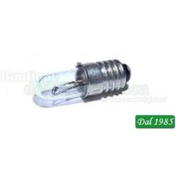 LAMPADA A SFERA 4,5 V E 10
