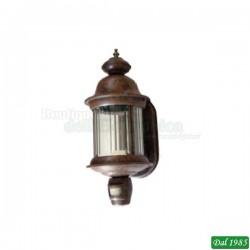 LAMPADA DA ESTERNO CON SM COLORE BRONZOFO-638/BR