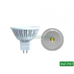 LAMPADA DICROICA A LED 12VDC 5,5W BIANCO FREDDO