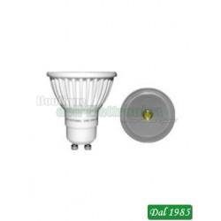 LAMPADA DICROICA A LED 230V 4W BIANCA FREDDA