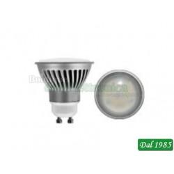 LAMPADA DICROICA A LED 230V 8,5W BIANCO FREDDO