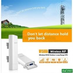 ACCES POINT 150Mbps Outdoor O3-W1500A - Velocità 150 Mbps A LUNGA DISTANZA PER ESTERNI