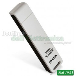 ADATTATORE USB WIRELESS N 300M ( Mod. TP-LINK TL-WN821N(IT) )
