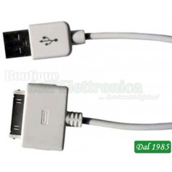 CAVO USB A/IPAD IPHONE4 1MT