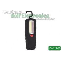 LAMPADA DA LAVORO A LED COB da 3W - 180 Lumens