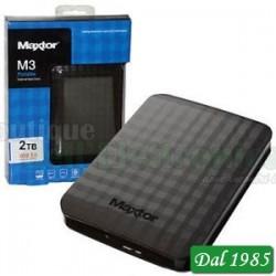 HARD DISK ESTERNO MAXTOR USB 3.0 2,5\'\' 2000GB
