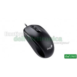 MOUSE OTTICO USB GENIUS ( Mod. GENIUS DX110 USB BLACK )
