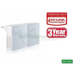 POWER LINE 600 MBYTE TL-PA4010KIT