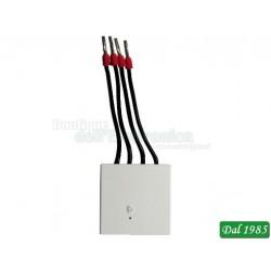 Controller per carico elettrico 230VAC/Max 3500W, 433Mhz