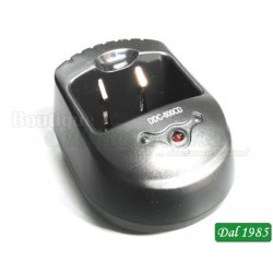 BASE CARICABATTERIE DA TAVOLO DDC-600CD INTEK MT-5050