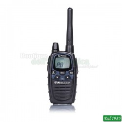 RADIOTRASMITTENTE DUAL BAND PMR446/LPD TRANSCEIVER G7 PRO