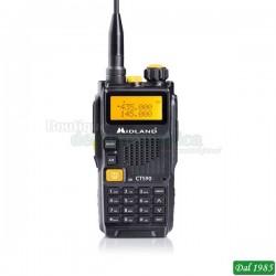 RADIOTRASMITTENTE MIDLAND DUAL BAND VHF/UHF TRANSCEIVER CT590