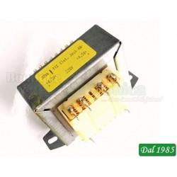 TRASFORMATORE 4.5+4.5V 30VA (FCE )TENSIONE DI INGRESSO 230Vca