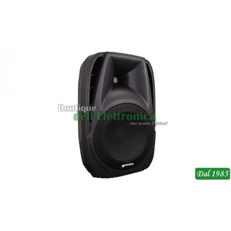 Cassa amplificata audio professionale con bluetooth usb sd for Cassa bluetooth philips