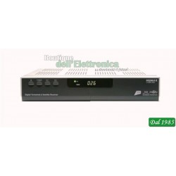 DECODER COMBO HUMAX DVB-T+DVB-S NERO