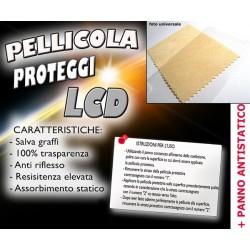 PELLICOLA PROTEGGI LCD PER GALAXY S6 EDGE SM-G925F