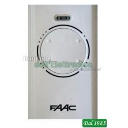 RADIOCOMANDO ROLLING CODE FAAC 868MHZ 4TR