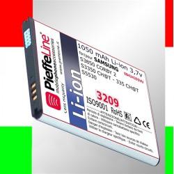 BATTERIA PER SAMSUNG S3350 3,7 VOLT 1050MAH A LITIO