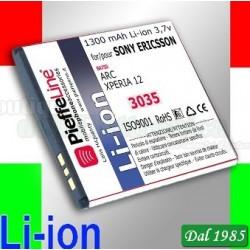 BATTERIA PER SONY-ERICSON BA 750 3,7 VOLT 1500 MAH A LITIO