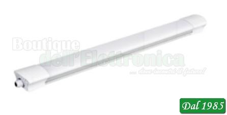 Plafoniere Ip65 : Plafoniera led 50w 150 cm 4500lm luce naturale ip65