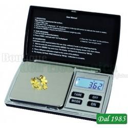 MINI-BILANCIA DIGITALE 0,01-500GR. GBC