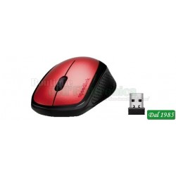 MOUSE WIRELESS SPEEDLINK COLORE ROSSO