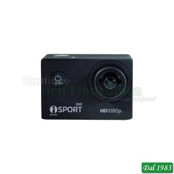 MICROTELECAMERA SPORT FULL HD 1080P@15FPS CON DVR ISNATCH