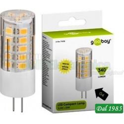 LAMPADA A LED G4 3,5W BIANCO CALDO