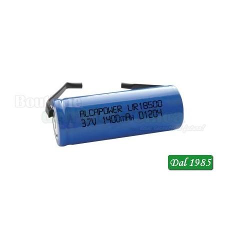 batteria ricaricabile mah diodo